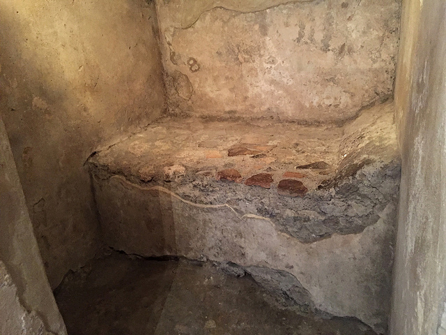 Pompeii brothel history